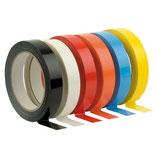 Kousentape 66 meter x 19 mm. diverse kleuren