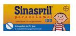 Sinaspril paracetamol 120 mg. (20 stuks)