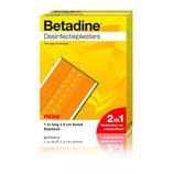 Betadine desinfectiepleister 100 x 6 cm.