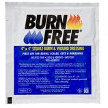 Brandwonden kompres 10 x 10 cm. / Burn Free