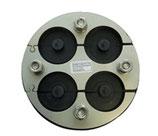 Pressio 4 Cables universal mit Zwiebelringtechnik Art Nr. 11020