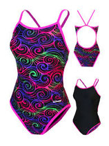 Water Pro Firefly Reversible Suit