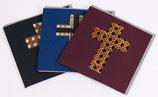 Trauerkarten Quadrat, inkl Couvert, Preis pro Stück