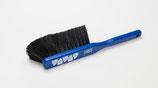 Handwischer Rosshaar/ Nylon blau