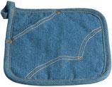 Topflappen Jeans