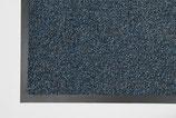 Schmutzschleuse blau