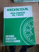 Honda GL 1500 -  Werkstatt- Handbuch