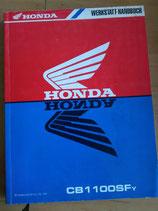 Honda CB 1100 SF y  - Werkstatt-Handbuch