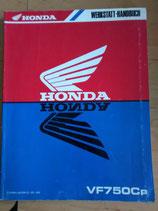 Honda VF 750  - Werkstatt-Handbuch+Zusätze  im Paket