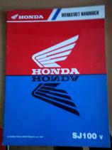 Honda SJ 100 - Werkstatt-Handbuch-Zusatz
