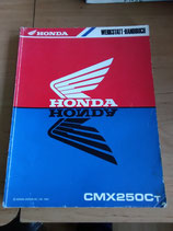Honda CMX 250 - Werkstatt-Handbuch