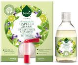 Capelli Grassi - Base Shampoo + Attivo