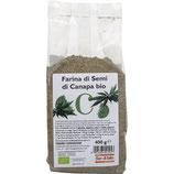 Farina di semi di Canapa