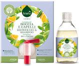 Doccia e Capelli - Base Shampoo + Attivo