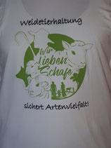 Schäfer Shirts Weiß