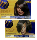 Motions Salon Haircare Silkening Shine Relaxer System REGULAR / SUPER