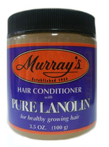 Murray's Hair Conditioner with Pure Lanolin 100g