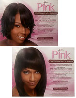 Luster's Pink Conditioning NO-LYE Relaxer Regular / Super