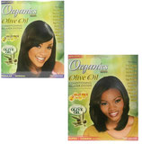 Africa's Best Organics Olive Oil Conditioning Relaxer System 2 Complete Kits REGULAR / SUPER
