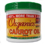 Africa's Best Organics CARROT OIL CREAM 341g