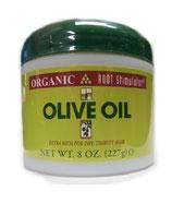 Organic Root Stimulator Olive Oil Hair Dress Creme 227g