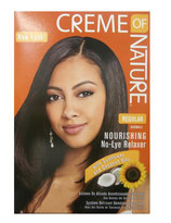 Creme of Nature with Sunflower and Coconut Oils Relaxer Regular