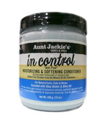 Aunt Jackie's Curls & Coils in control Moisturizing Softening Conditioner 426g