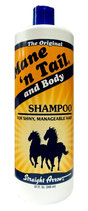 Mane 'n Tail and Body for Shiny , Manageable Hair Shampoo 946ml