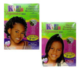 Africa Best Kids Organics Organic Conditioning Relaxer System 2 Complete Kits REGULAR / SUPER