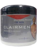 Mama Africa CLAIRMEN Lightening Program For Men Cream Formula 450ml