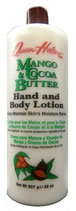 Queen Helene Mango & Cocoa Butter Hand and Body Lotion 907g
