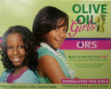 Organic Root Stimulator Olive Oil Girls Hair Relaxer System