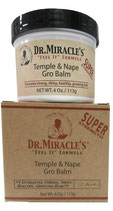 Dr. Miracle's Temple & Nape Gro Balm Super Strength 113g