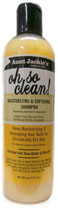 Aunt Jackie's oh so clean Moisturizing & Softening Shampoo 355ml