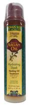 Hawaiian Silky Moroccan Argan Oil Hydrating Sleek Healing Oil Treatment 201ml