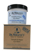 Dr. Miracle's Temple & Nape Gro Balm Gentle Strength 113g