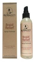 Dr. Miracle's Braid Relief Spray Formula 177,6ml