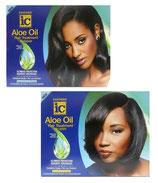 IC Fantasia Aloe Oil Hair Treatment Relaxer REGULAR / SUPER