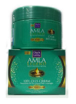 Dark and Lovely Amla Legend 1001 Oils Cream NIGHT WRAP CREAM 150ml