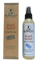 Dr. Miracles Braid Relief Spray Formula Gentle Strength 177,6ml