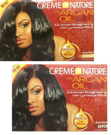 Creme of Nature with Argan Oil Relaxer Regular / Super