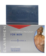 Mama Africa CLAIRMEN Lightening Program For Men Toilet Soap - Seife 200g