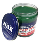 DAX Pomade with Vegetable Oils/ Haarpomade Original aus USA 213g