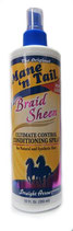Mane 'n Tail Braid Sheen Ultimate Control Conditioning Spray 355ml