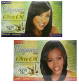 Africa's Best Organics Olive Oil Conditioning Relaxer System REGULAR / SUPER