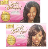 Soft & Beautiful Ultimate Protection No Lye Creme Relaxer Regular / Super