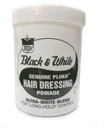 Black and White - Black & White Genuine Pluko HAIR DRESSING POMADE 200ml