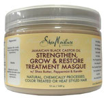 Shea Moisture Jamaican Black Castor Oil Treatment Masque 340g