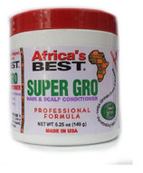 Africa's Best Hair and Scalp Conditioner SUPER GRO 149g