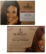 Dr.Miracles No Lye Relaxer Regular / Super